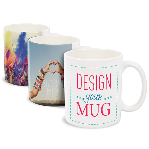 graphic regarding Printable Mugs Wholesale titled Customized Picture Mugs Custom made Wholesale Price reduction Mugs