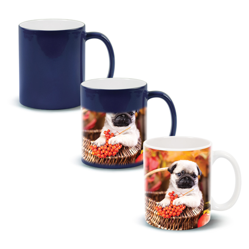 Personalized Color Changing Mugs Custom Photo Magic Mugs