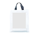 Tote Bag: White