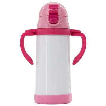 12 oz Insulated Leakproof Baby Water Bottle