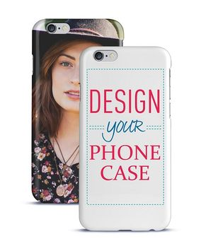 Personalized iPhone 6/6s Plus Full Wrap 3D Case (Glossy)