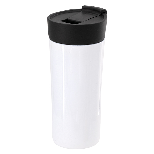 16 oz Stainless Steel Insulated Coffee Tumbler