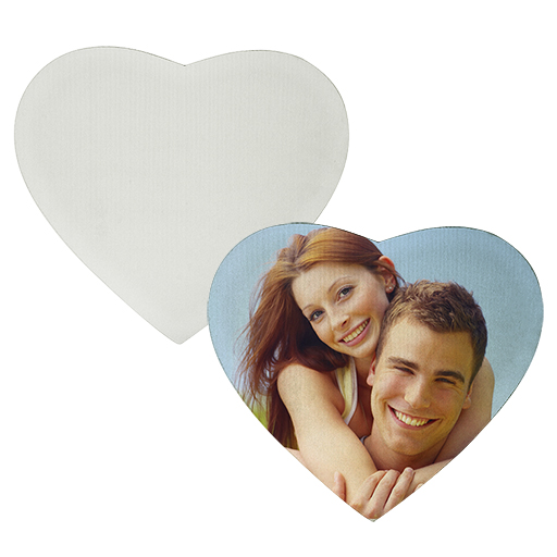 Mouse Pad 3mm (Heart)